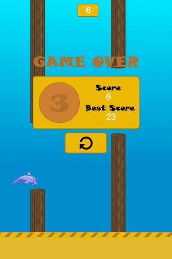 【免費休閒App】Speedy Dolphin-APP點子