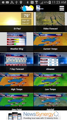 News 8 Weather