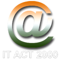 IT Act 2000-Cyber Law icon