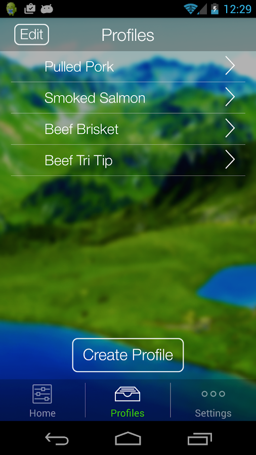 Green Mountain Grills - screenshot