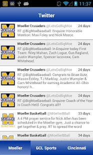 Moeller High School Sports - screenshot thumbnail