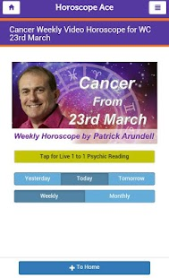 Horoscope Ace- screenshot thumbnail
