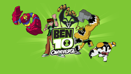Ben 10 Omniverse Android apk