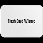 Flash Card Wizard icon