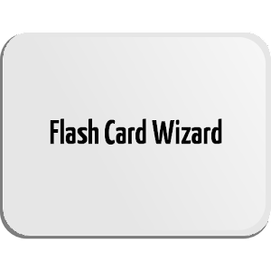 Flash Card Wizard - Android Apps on Google Play