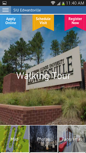 SIUE Virtual tour