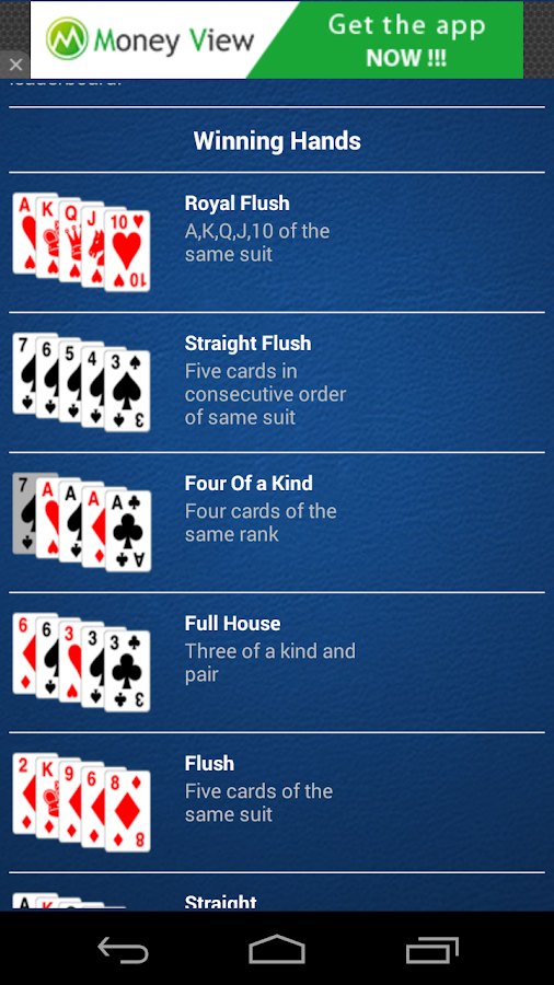Prime Video Poker- screenshot