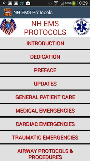 NH EMS Protocols