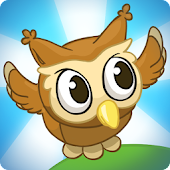 Flappy Owl Game