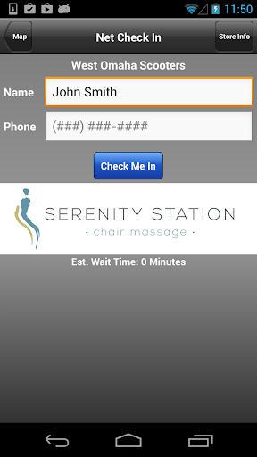 【免費健康App】Net Check In Serenity Station-APP點子