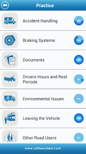 【免費教育App】UK LGV Theory Test Lite-APP點子