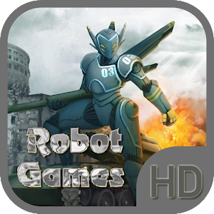 Robot Games for PC and MAC