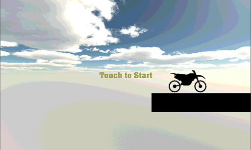 Motorcycle Simulator 2D