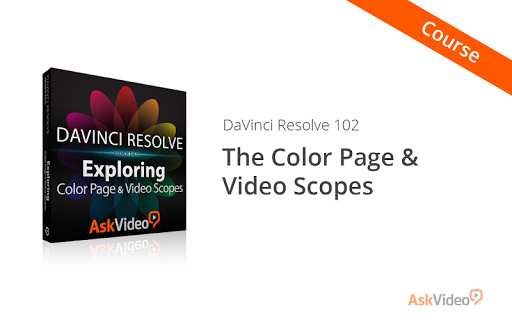 Color Page in DaVinci Resolve