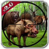 Jungle Sniper Hunting 3D APK for Bluestacks