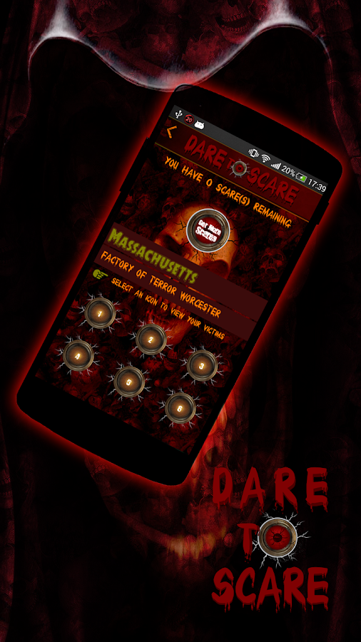 Dare to Scare- screenshot