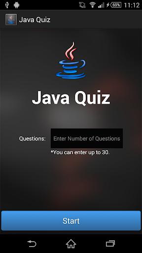 Java Quiz