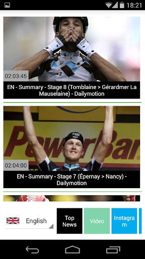 uCycling Pro - Cycling News