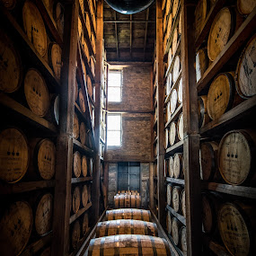 Woodford Reserve by Givanni Mikel - Food & Drink Alcohol & Drinks ( bourbon, woodford, reserve, barrel, kentucky,  )
