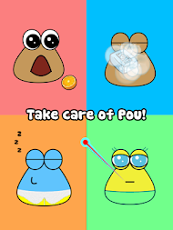 Pou APK screenshot thumbnail 6
