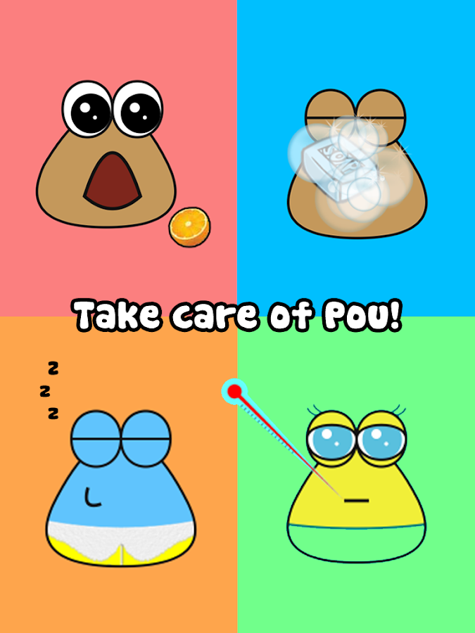 Pou- screenshot
