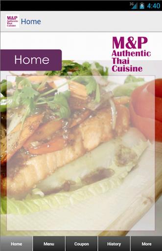 M P Authentic Thai Cuisine