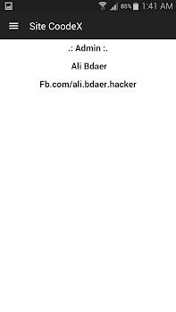 Site CoodeX