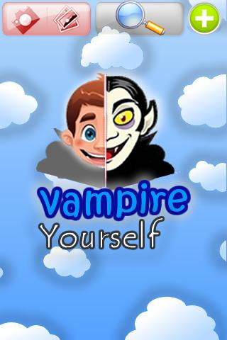 Vampire Yourself: Booth - screenshot
