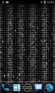Digital Matrix Live Wallpaper- screenshot thumbnail