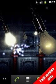 Fireflies Live Wallpaper Free Screenshot 6