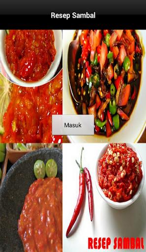 Resep Sambal Indonesia
