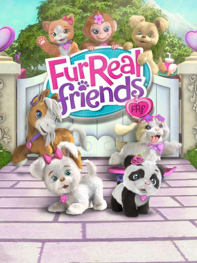 Top Furreal Friends Toys : Furreal friends gogo android apps on google play