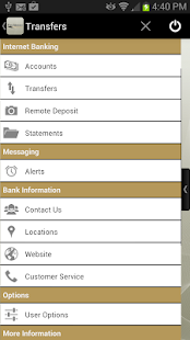 FMB Ozarks Mobile Banking - screenshot thumbnail