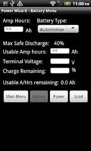 Power Wizard- screenshot thumbnail