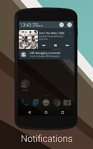 Android Lollipop - CM11 Theme App v1.0