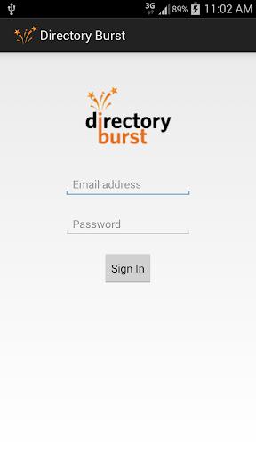 Directory Burst