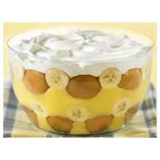 Easy Southern Banana Pudding.
