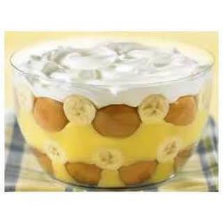 Easy Southern Banana Pudding.