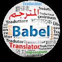 diccionario y traductor léxico icon