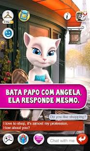 Talking Angela - screenshot thumbnail