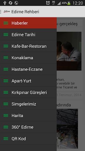 Edirne Rehber Guide