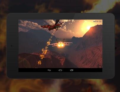 Jet Fighters vs Dragon Revenge