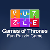 Game of Throne Puzzle Fun App