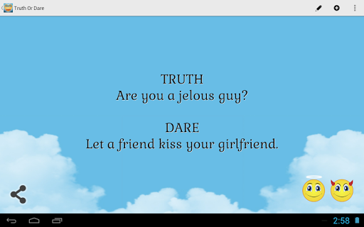 Truth or Dare Apps (apk) baixar gratuito para Android/PC/Windows screenshot