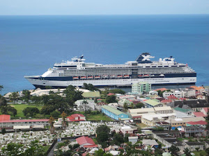 Celebrity Summit in Roseau, Saint George, Dominica.
