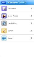 Screenshot of NawayPro Naway APlayer EZeye