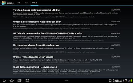 CellMaps Mobile Coverage Screenshot 9