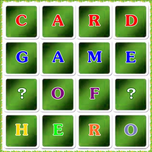 Card Game of Hero Memory App