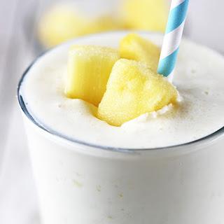 Skinny Pineapple Smoothie.