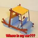 Where is my car? logo